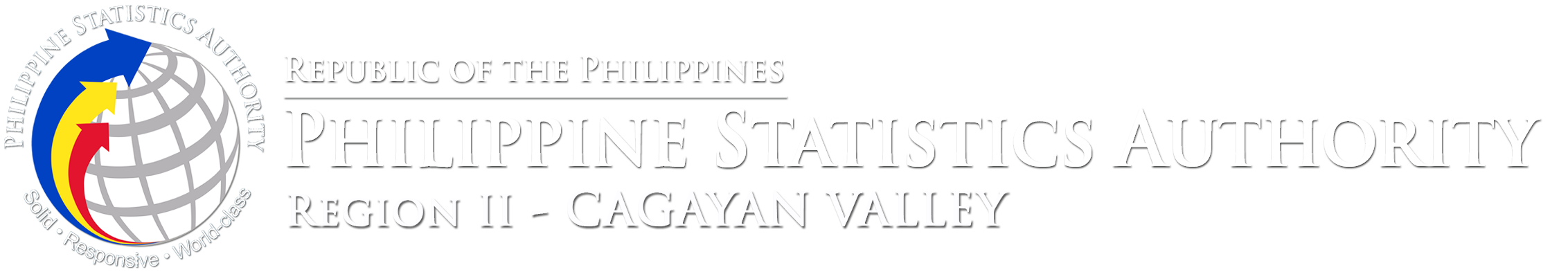 Philippine Statistics Authority Regional Template