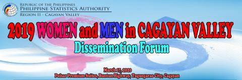 2019 Dissemination Forum