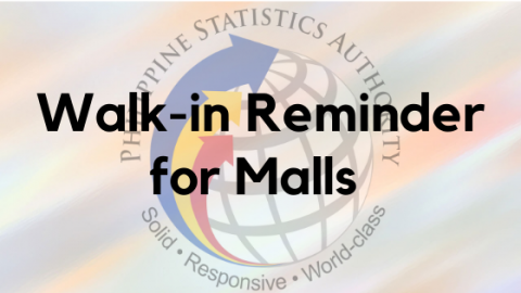 Walk-in Reminder for Malls